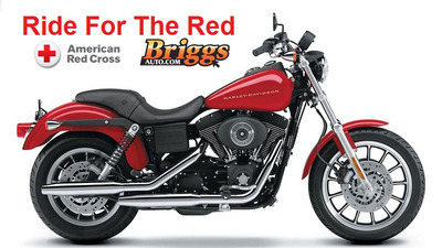 All proceeds from the Kansas Ride for the Red will go back into serving the community.  (PRNewsFoto/Briggs Auto Group)