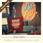 Find more Potato Proud nutrition graphics at www.PotatoGoodness.com (PRNewsFoto/United States Potato Board)