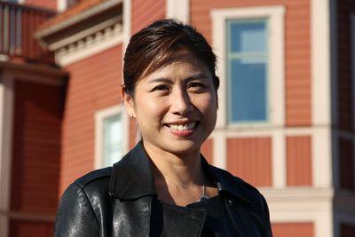 Andrea Lui, Managing Director, Lui Design (PRNewsFoto/M2 Retail Solutions)