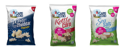Cape Cod(R) Launches Ridiculously Good Popcorn