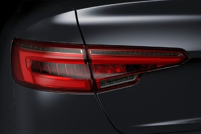 HELLA's innovative lighting solutions on the Audi A4
