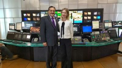 HITN and IMAGINA US Partner for a TV Production Service Hub