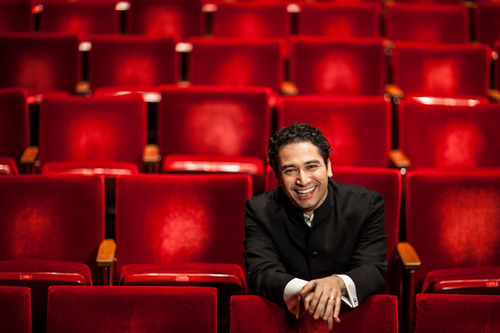 Andres Orozco-Estrada, incoming music director, announced his first season of concerts with the Houston ...