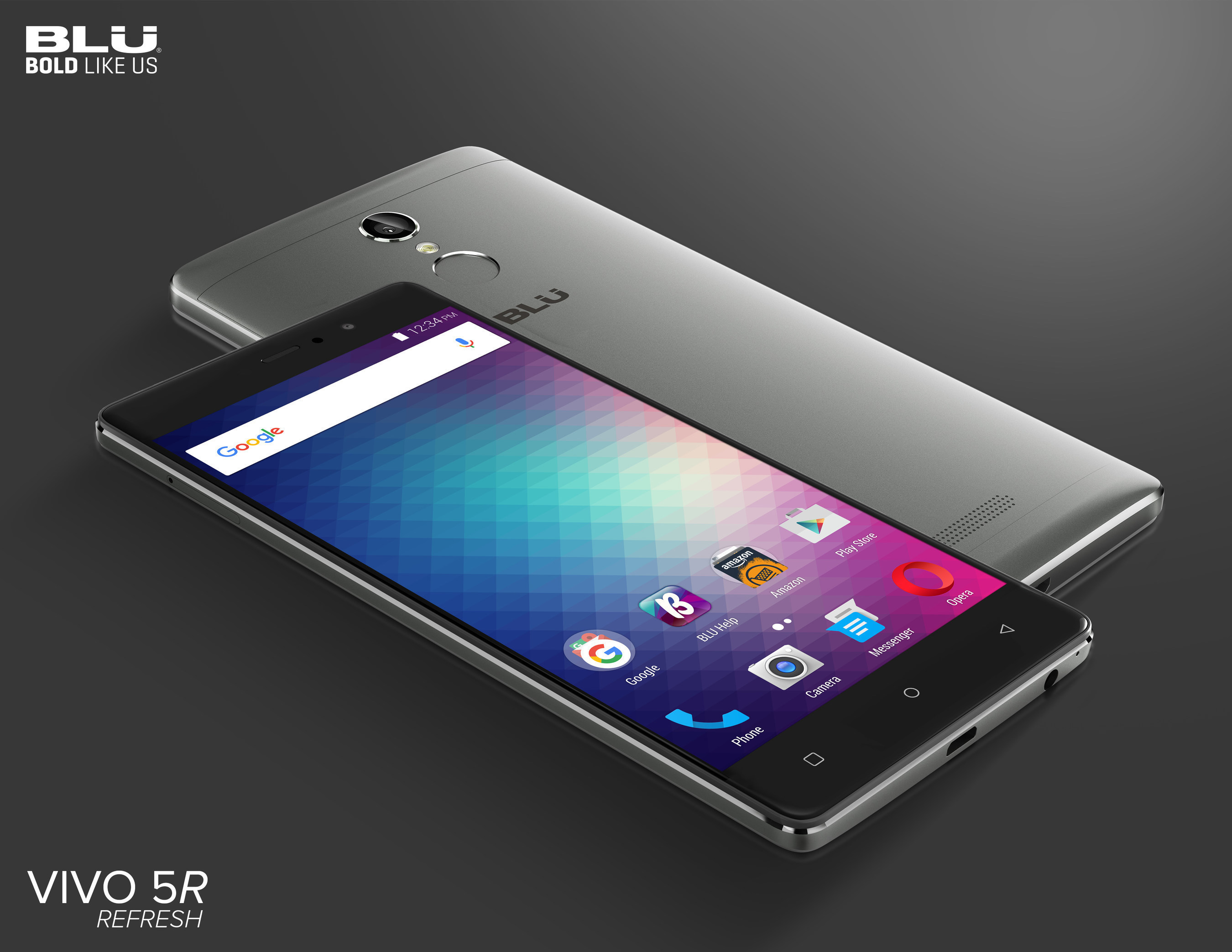 BLU Products Releases Refreshed Version of the Popular Vivo 5 with the New BLU Vivo 5R; to launch at Best Buy Stores, now available on Bestbuy.com