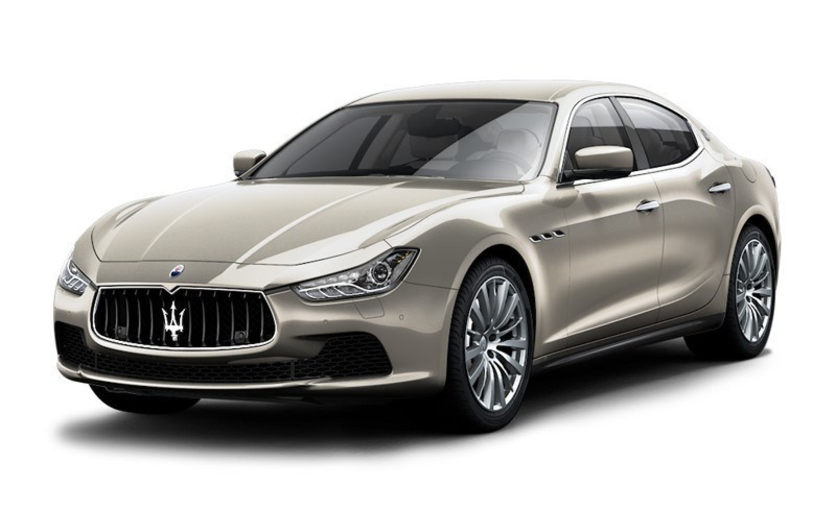 One lucky player will walk away holding the keys to a brand new 2015 Maserati Ghibli.
