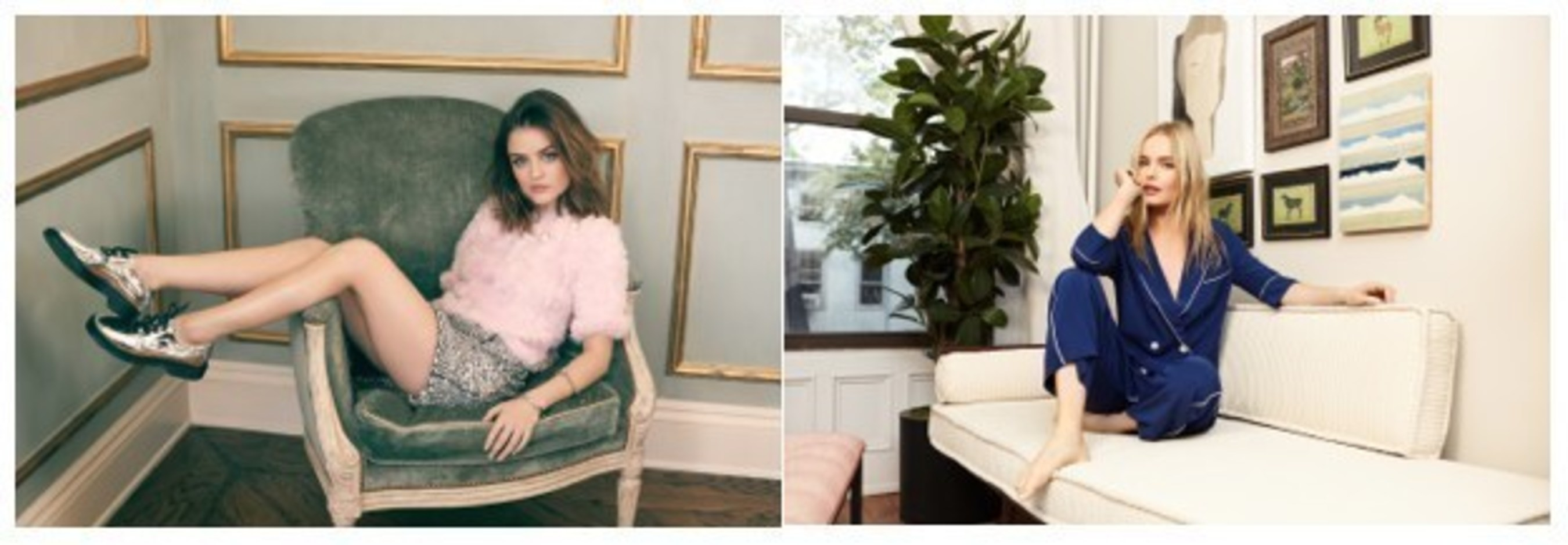 Lucy Hale, Kate Bosworth