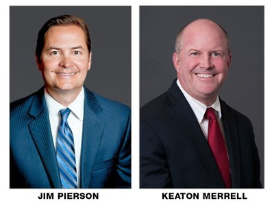 Walker & Dunlop has hired Jim Pierson and Keaton Merrell as senior vice presidents in its Capital Markets group.
