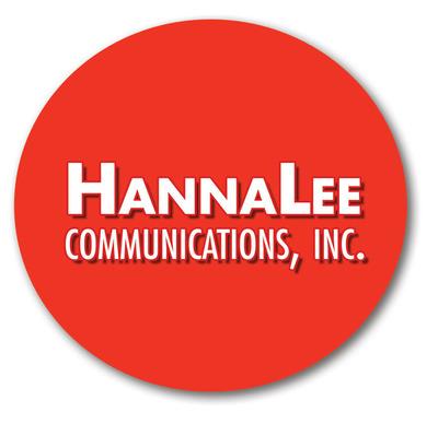 Hanna Lee Communications, Inc. logo. (PRNewsFoto/Hanna Lee Communications, Inc.)