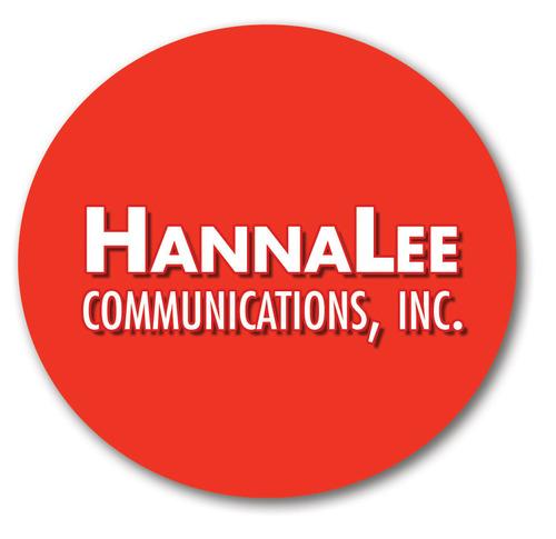 Hanna Lee Communications, Inc. logo. (PRNewsFoto/Hanna Lee Communications, Inc.) (PRNewsFoto/HANNA LEE ...