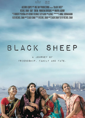 Black Sheep - Documentary - Official Poster (PRNewsFoto/SAE Dubai) (PRNewsFoto/SAE Dubai)