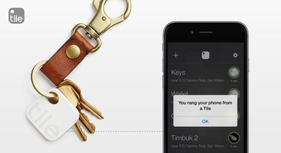 Tile, makers of a tiny Bluetooth tracker and accompanying app, announced new hardware and an app update that includes the easiest Find Your Phone solution on the market.