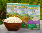 Annie's new Grass Fed Macaroni & Cheese (PRNewsFoto/Annie's, Inc.)