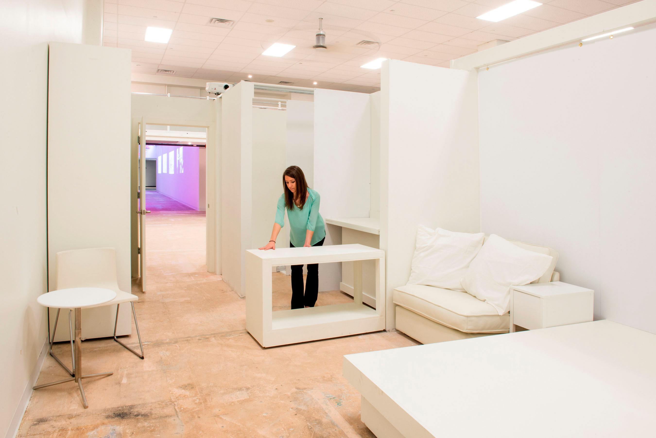 "Designs On The Future - Big Ideas Become Reality At Marriott Hotels' New ""Underground"" Innovation Lab.  (PRNewsFoto/Marriott International, Inc.)"