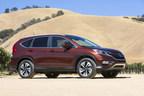 "2015 Honda CR-V Wins Cars.com/USA Today/""MotorWeek"" Compact SUV Challenge"
