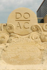 World Championship of Sand Sculpting in Atlantic City. Peter Tobia/AC Alliance.  (PRNewsFoto/Atlantic City Alliance)
