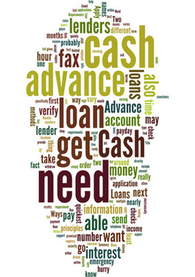 apply for cash advance loans online.  (PRNewsFoto/Cash Advance USA)