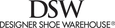 DSW Designer Shoe Warehouse logo (PRNewsFoto/DSW Designer Shoe Warehouse)