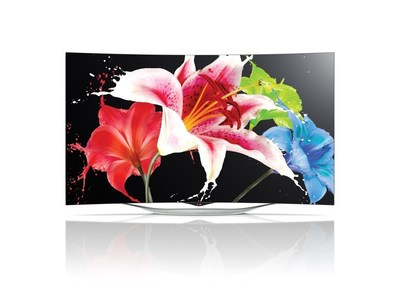 LG Brings OLED TV Into The Mainstream. (PRNewsFoto/LG Electronics USA, Inc.)