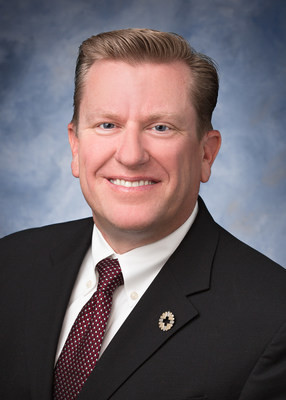Aaron Coley, Chief Financial Officer for Saddleback Memorial Medical Center in Laguna Hills and Orange Coast Memorial Medical Center in Fountain Valley.