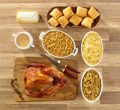 Dickey's Barbecue Pit sold over 250,000 pounds of Thanksgiving meats in 2015.