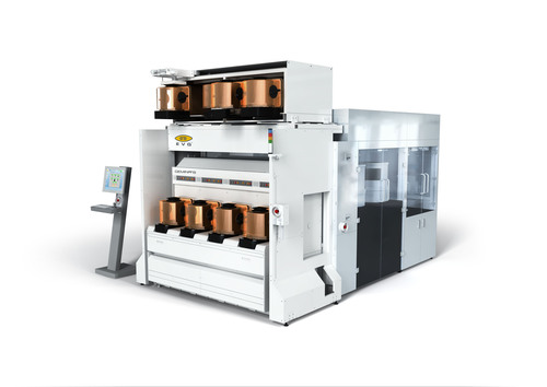EV Group Launches New Flagship Model in Its GEMINI® FB Family of Fusion Wafer Bonding Systems to