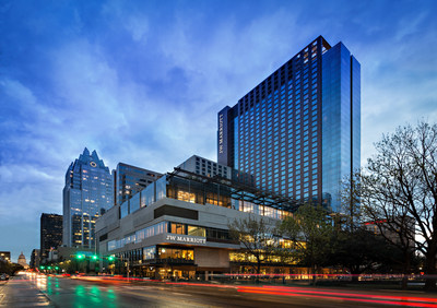 "The JW Marriott Austin was ranked No. 42 on the 29th annual Conde Nast Traveler Readers' Choice Awards for ""The 50 Best Hotels in the World."" The 1,012-room hotel was also named the No. 2 hotel on the ""Top Hotels in Texas"" list."