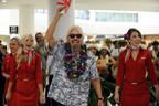 Virgin America Makes Its Hawaiiscape: New Hawai'i Flights Launch Today