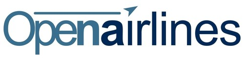 OpenAirlines logo (PRNewsFoto/OpenAirlines)