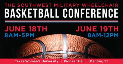 Conferencia Militar de Baloncesto en Silla de Ruedas del Suroeste