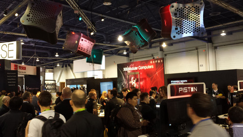 "Xi3 Corporation says the 2014 International CES trade show was its ""best CES ever"" as Xi3 ""met with  ..."