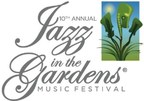 10th Annual Jazz In The Gardens Music Festival
