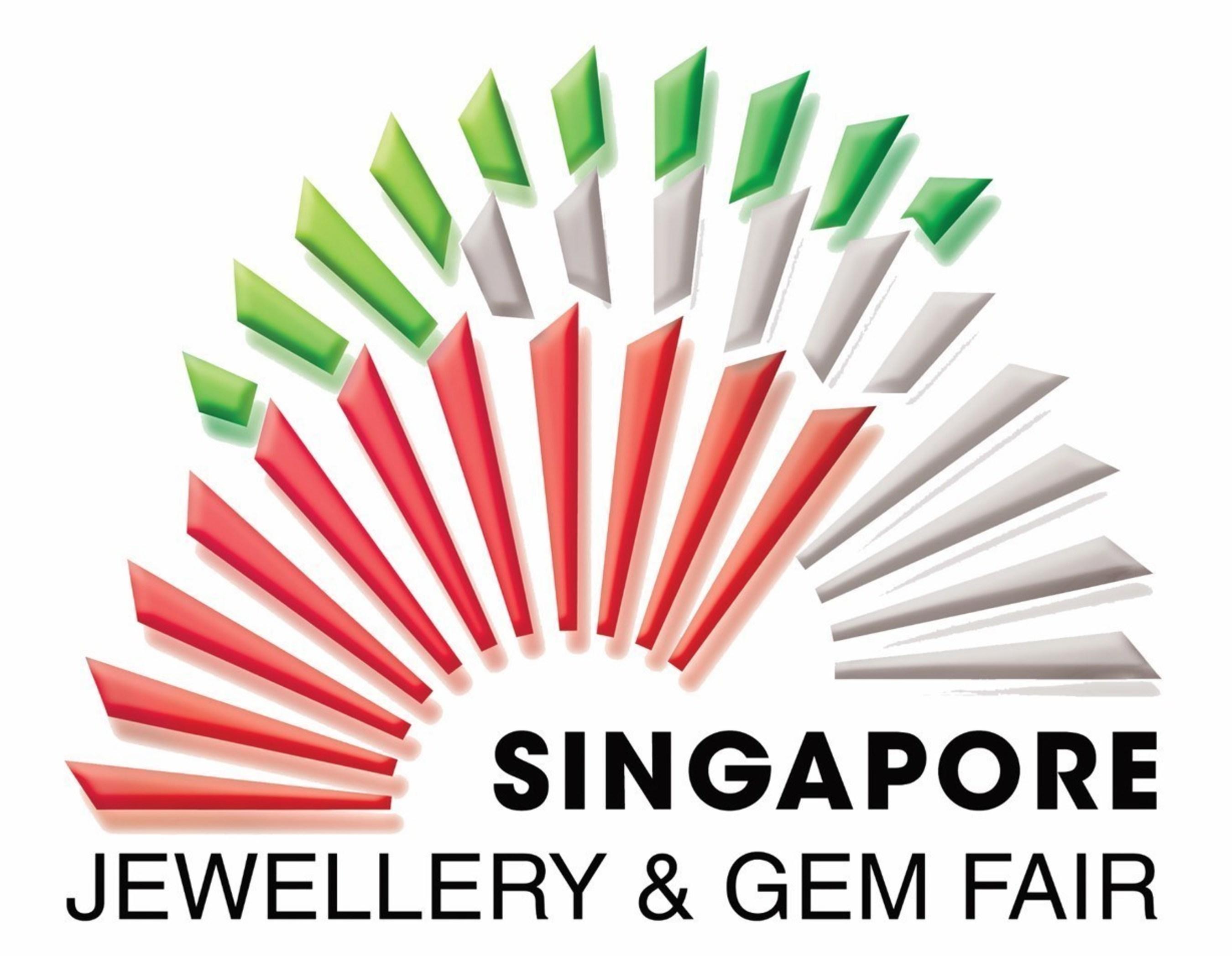 Singapore Jewellery & Gem Fair 2016 Logo
