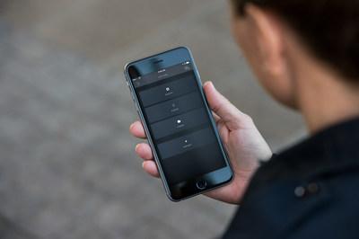 Axon Capture mobile application