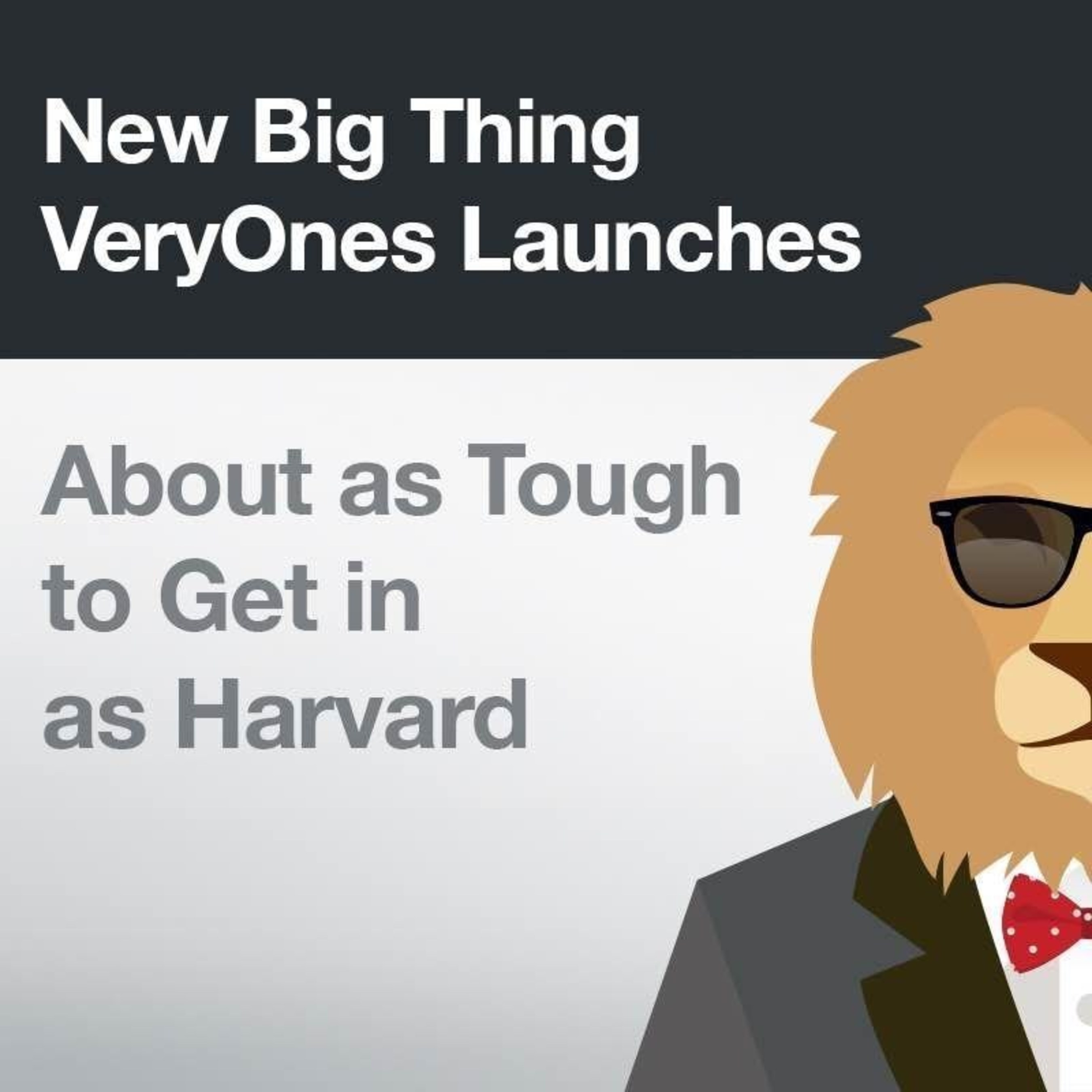 Veryones, The New Social Thing, announces launch