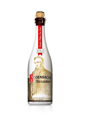 RODENBACH ALEXANDER - Limited Edition Sour Beer brewed by Rudi Ghequire to be released in the United States this spring