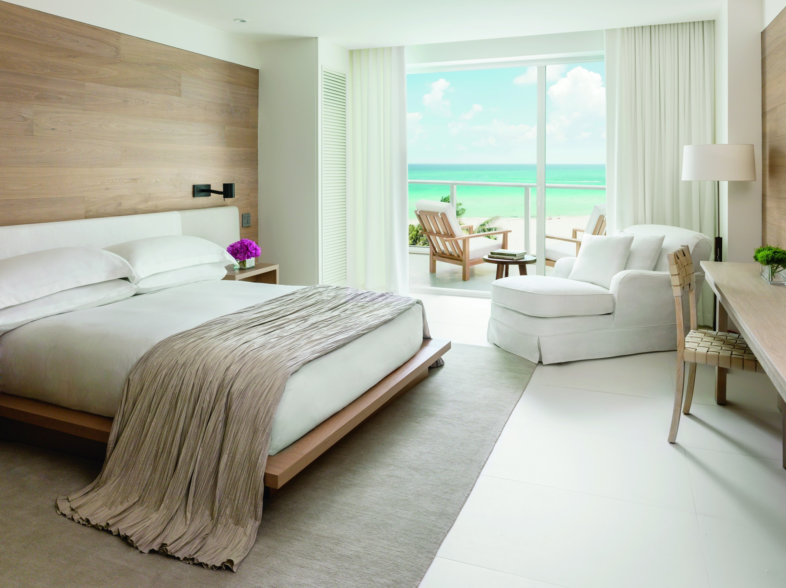 The Miami Beach Edition Comes Of Age Ian Schrager And Marriott International Reinvent Urban
