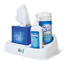 The Healthy Workplace Project* Desk Caddy.  (PRNewsFoto/Kimberly-Clark Professional*)