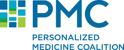 Personalized Medicine Coalition Logo.  (PRNewsFoto/Personalized Medicine Coalition)