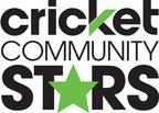 Cricket Community Stars logo. (PRNewsFoto/Cricket Wireless)
