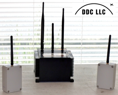 Basic Drone Detection System (PRNewsFoto/Domestic Drone Countermeasures)