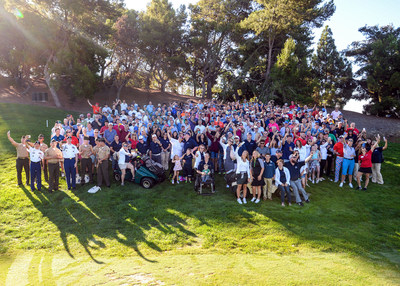 More than 250 golfers and guests assembled for the CCF Golf Classic.