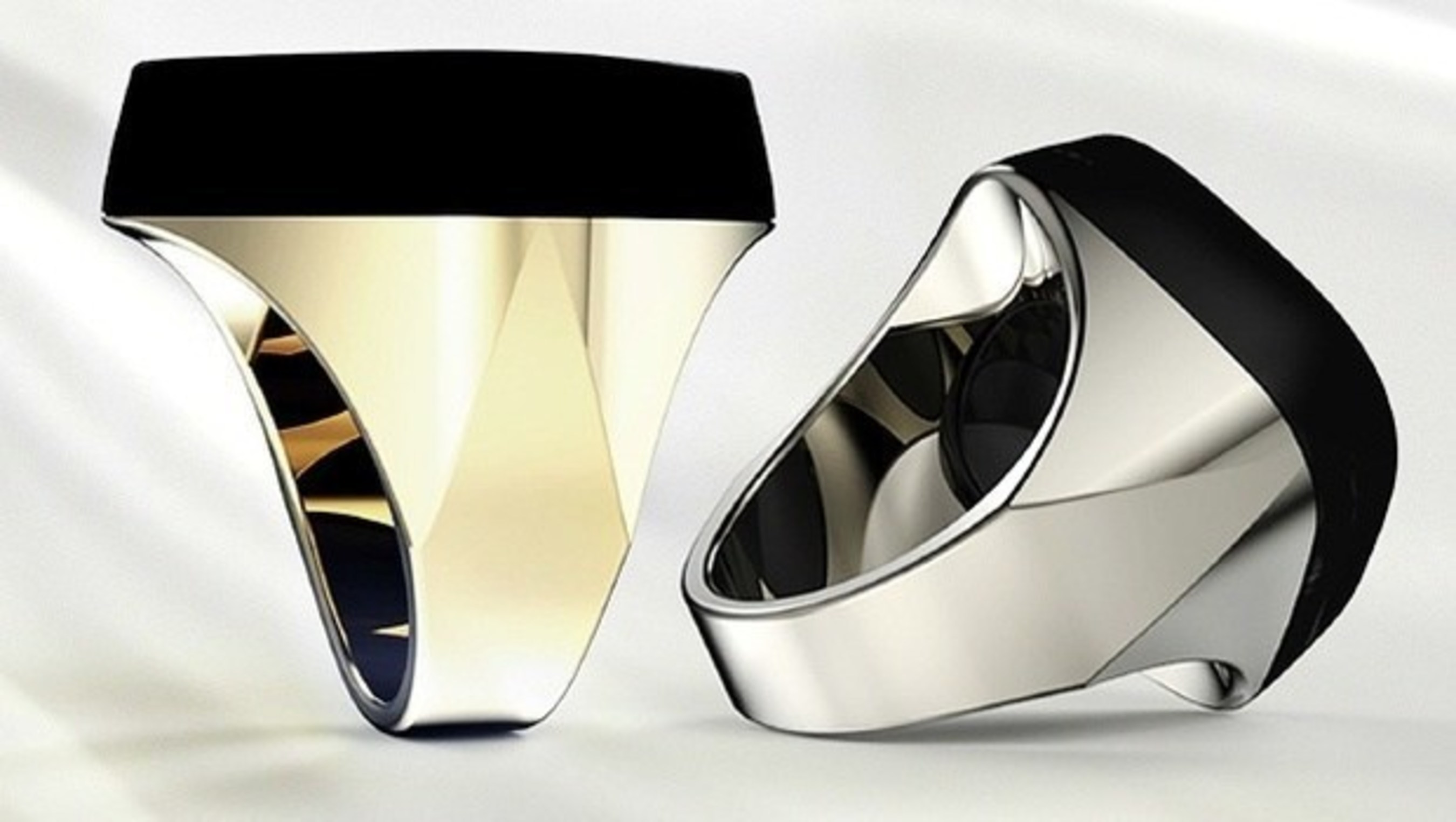 Smart. Stylish. Small. the Neyya Smart Ring, an Ideal Holiday Gift for the On-the-Go Woman, Is Now