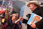 More than 100 patients and their families attended the grand opening event of the newly renovated and expanded Child Life Zone at Texas Children's Hospital in Houston and were given the chance to meet Garth Brooks. Representatives from Brooks foundation, Teammates for Kids, and Microsoft were on hand to show families the activities and resources available at the Zone.
