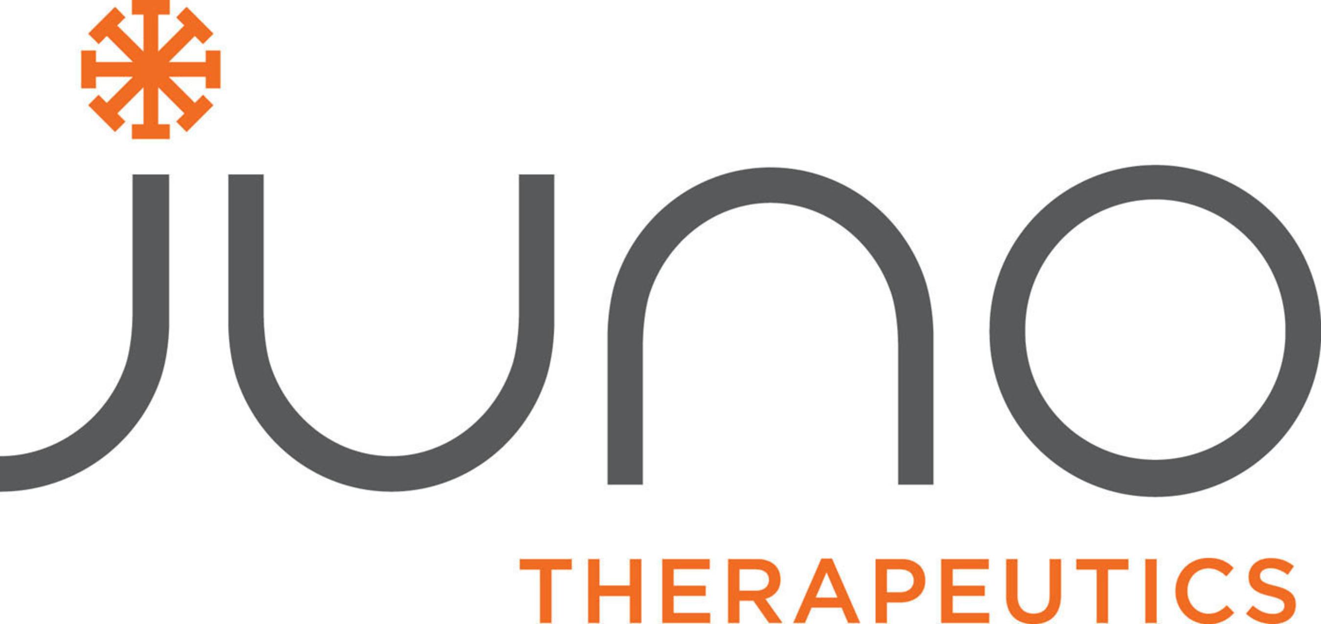 Juno Therapeutics Logo. (PRNewsFoto/Juno Therapeutics Inc.) (PRNewsFoto/JUNO THERAPEUTICS INC.)