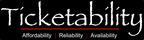 Reliability, Affordability, and Reliability at Ticketability.com.  (PRNewsFoto/Ticketability, LLC)