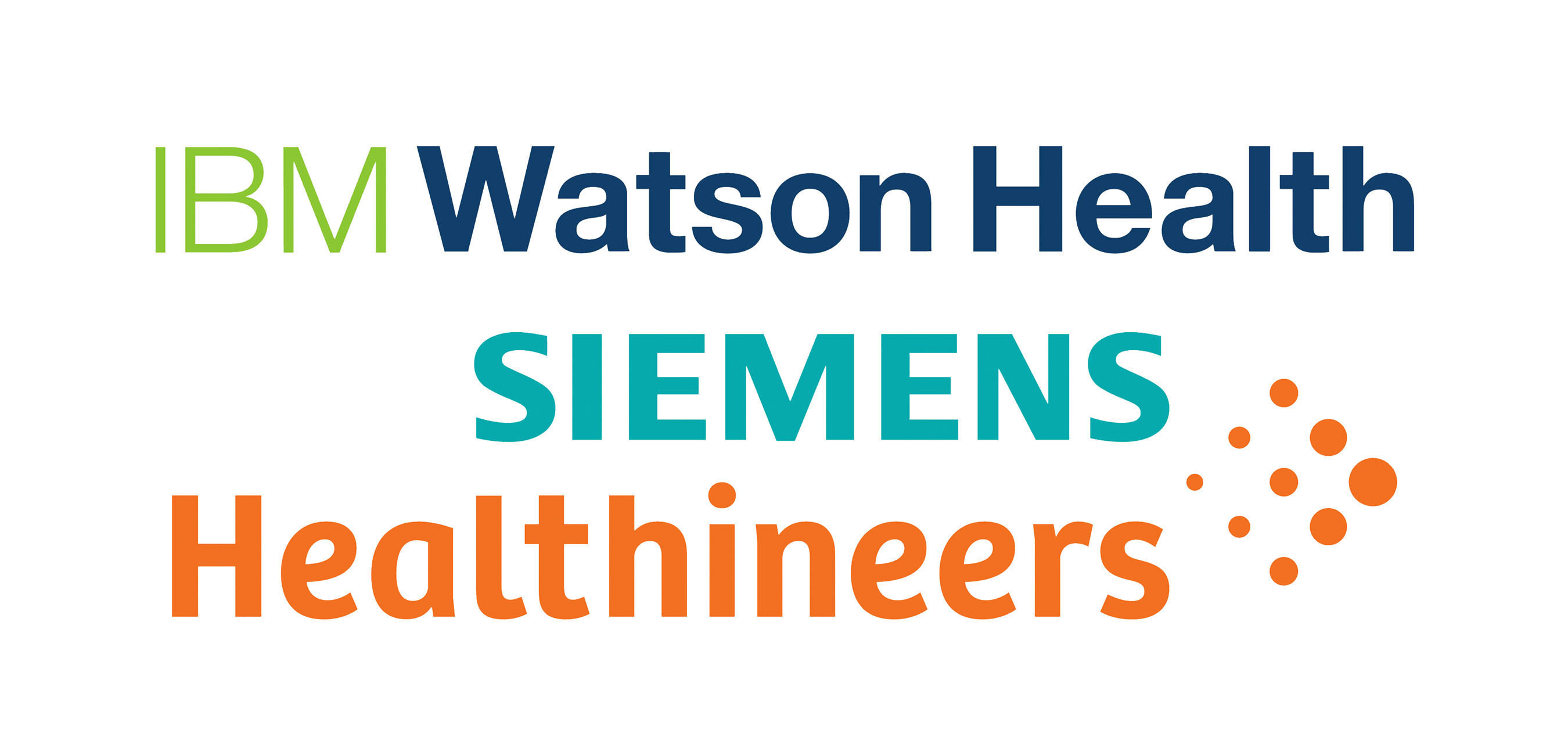 Siemens Healthineers and IBM Watson Health Forge Global Alliance for Population Health Management
