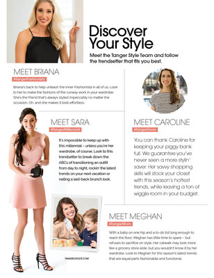 TangerStyle Magazine - Meet the Tanger Style Team