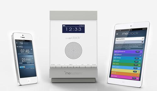 ME System Launches ME Clock & ME Clock App.  (PRNewsFoto/ME System)