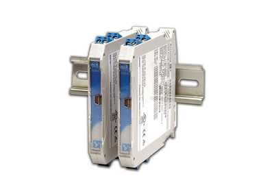 New Acromag thin transmitters designed to deliver flexibility while maintaining optimal performance, they support frequency, pulse, and pulse-width modulation (PWM) input signals.