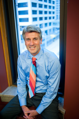"""Living Cities was a catalytic partner in our efforts when I was Mayor and I am very excited to help them open new frontiers in cities across the country,"" said Mayor of Minneapolis R.T. Rybak. (PRNewsFoto/Living Cities)"